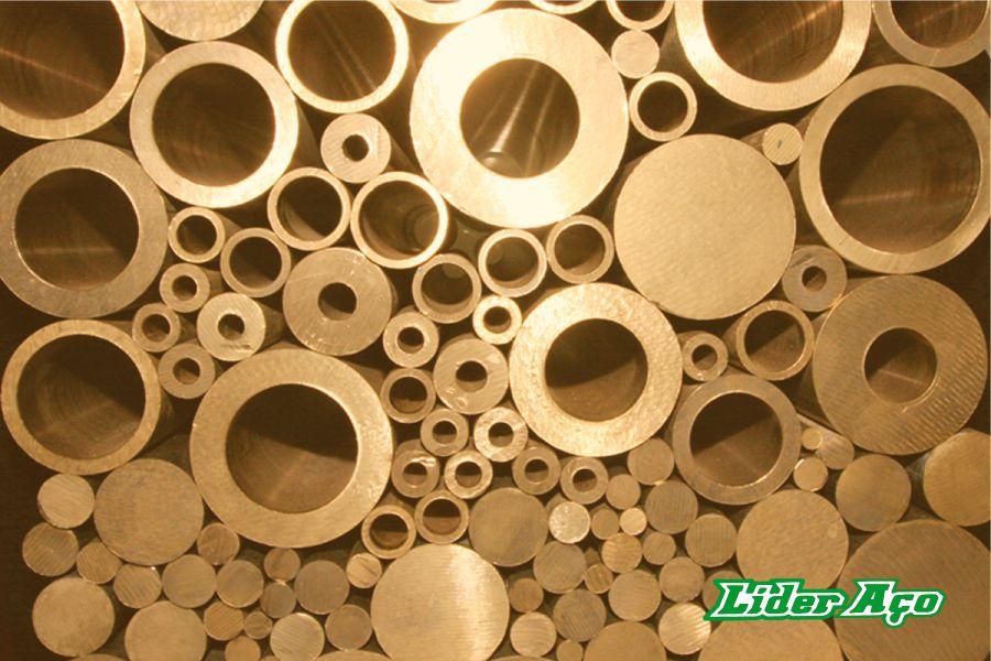 Líder Aço Produtos Siderúrgicos Dourados-MS - Bronze TM 23 e TM 620