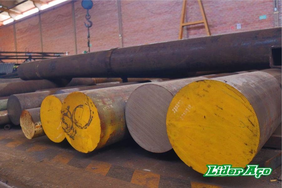 Líder Aço Produtos Siderúrgicos Dourados-MS - Ferro fundido nodular 2