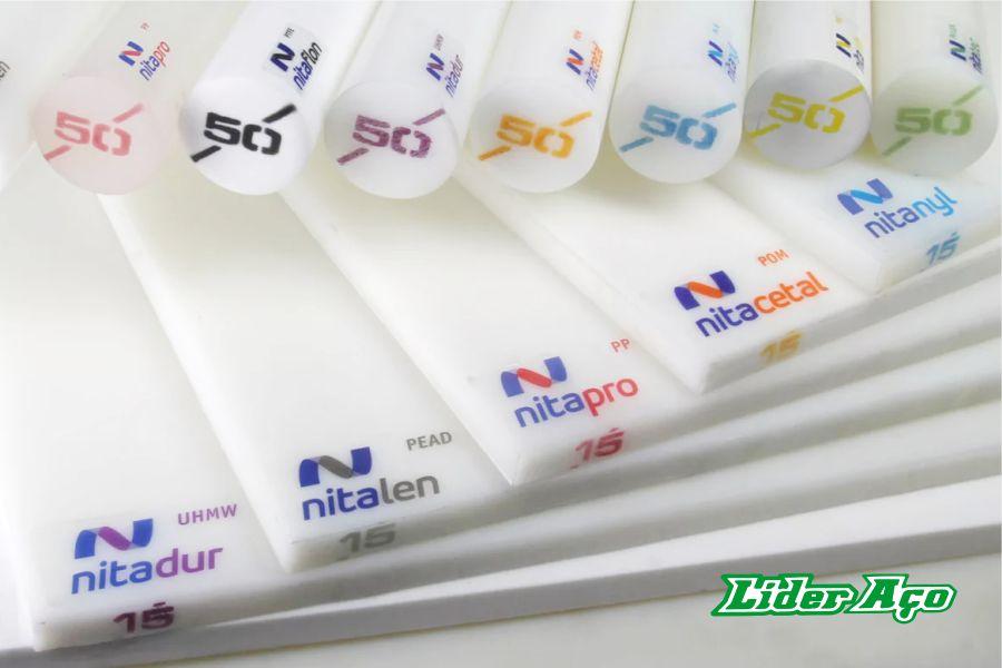 Líder Aço Produtos Siderúrgicos Dourados-MS - plásticos industriais 2