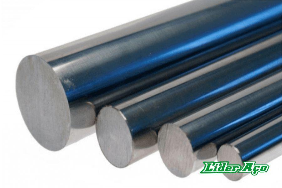 Líder Aço Produtos Siderúrgicos Dourados-MS - tarugos e eixos de aço